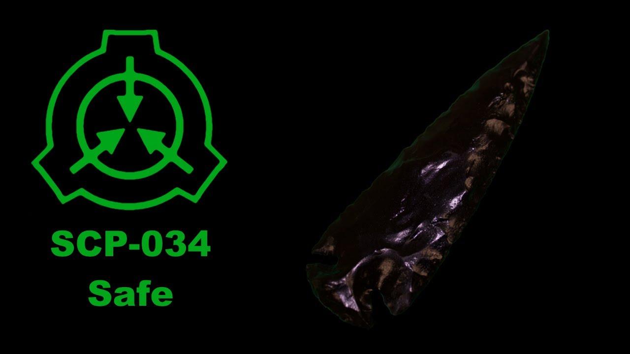 SCP-034: Obsidian Ritual Knife (feat. Synthetic Alien)