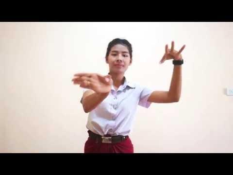 รำวงมาตรฐาน เพลงชาวไทย By ครูมุ่ย