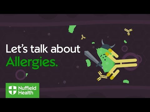 Let's talk about allergies | Nuffield Health