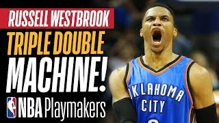 Russell Westbrook | Triple Double Machine | Jump Start