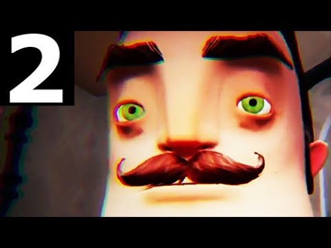 Hello Neighbor Part 2 Act 2 Walkthrough Gameplay No
