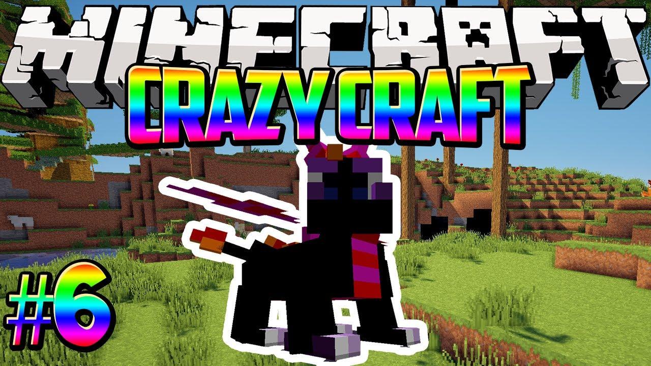 Minecraft Mod Crazy Craft