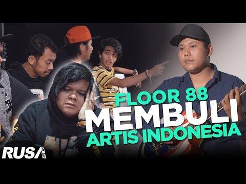 Bila Floor 88 Jadi Boss! Artis Indonesia Dibuli!