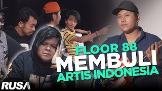 Bila Floor 88 Jadi Boss! Artis Indonesia Dibuli!