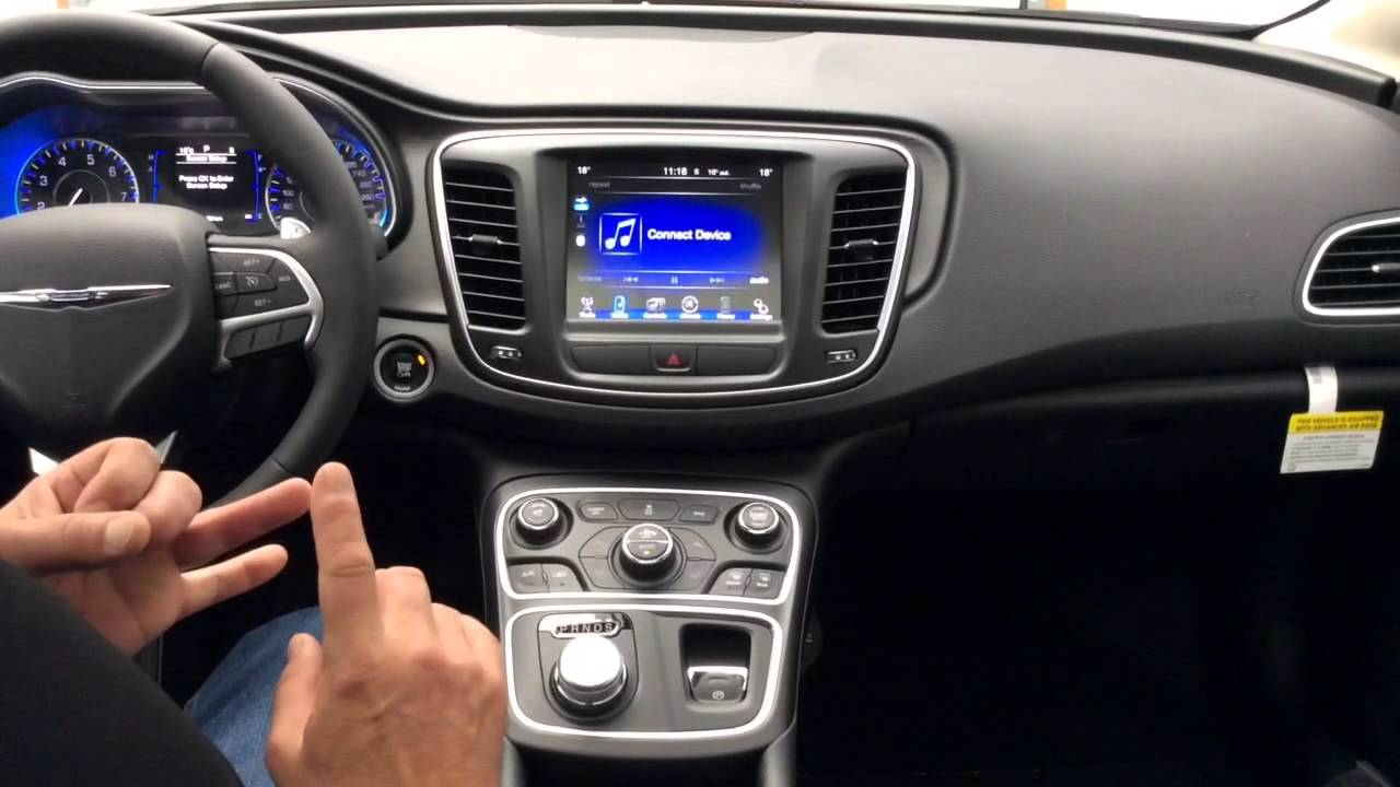 2015 Chrysler 200 Limited Velvet Red Review Tilbury