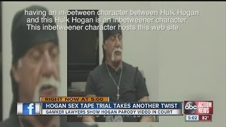 Web ad could be used against Hulk Hogan in sex video trial