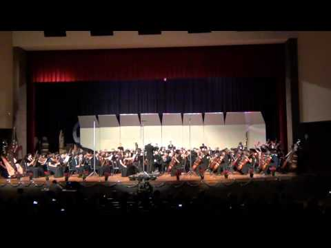 TMEA All Region 24 Symphony High School 2015/2016  - Jupiter