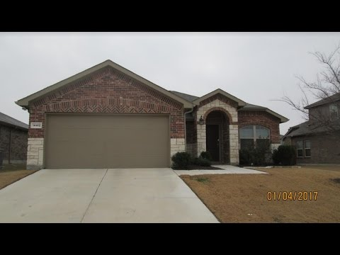 Fort Worth Homes for Rent: Haslet Home 3BR/2BA by Property Management in Fort Worth Texas