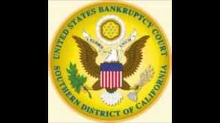 Southern District Of California Bankruptcy Court - California Bankruptcy Court