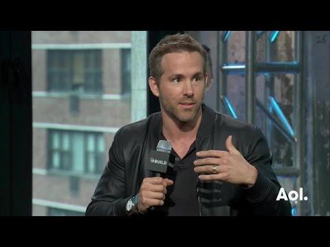 "Ryan Reynolds on ""Self/Less"""