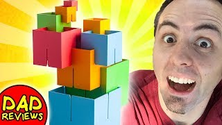 Stacking Blocks For Toddlers | Fat Brain Toys Dado Cubes Review