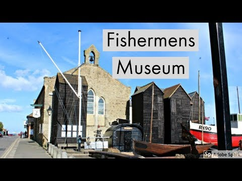 Travel Guide My Holiday To  Fishermens Museum Hastings East Sussex Review