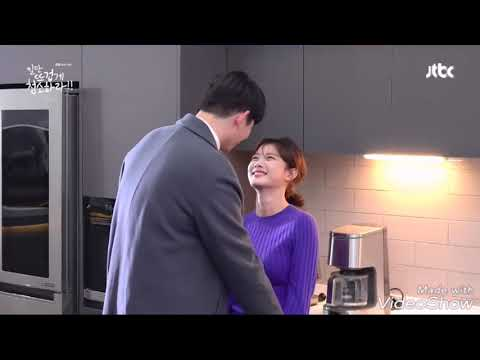 Clean with passion for now(kyung sang 💜 yoo jung) behind the scenes Part 1