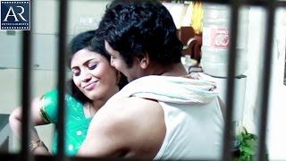 Gulabi movie scenes   wife with her husband in kitchen   ar entertainments