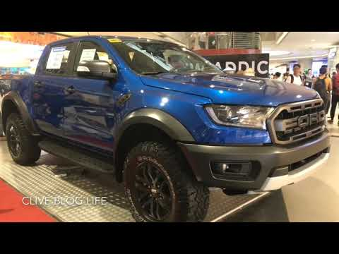 2019 FORD RANGER RAPTOR 4x4 AT | PRICE IN THE PHILIPPINES