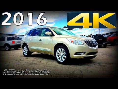 2016 Buick Enclave Premium - Ultimate In-Depth Look in 4K