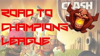 Clash of Clans ITA | Road To Champ! #2