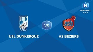 Dunkerque vs AS Beziers full match