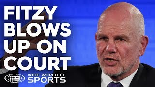 Peter FitzSimons fires up over Margaret Court | Sports Sunday