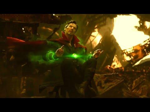 Doctor Strange Looks into the Future| Avengers Infinity War