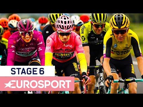 Giro D'Italia 2019 | Stage 6 Highlights | Cycling | Eurosport