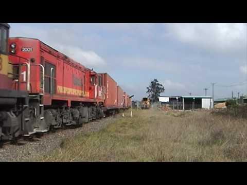 Tassie Trains 1 April - December 2003