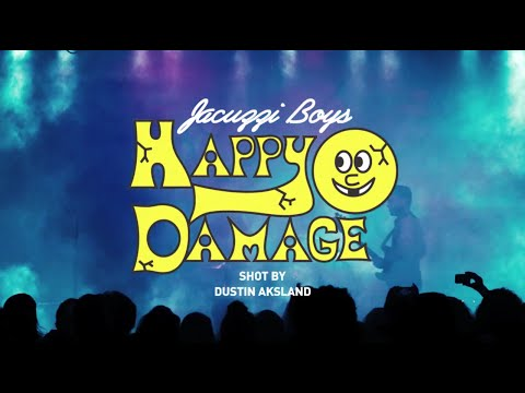 Jacuzzi Boys - Happy Damage (Official Music Video)