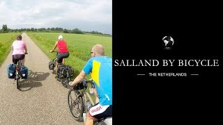 Salland by Bicycle on our Travelmaster 3+
