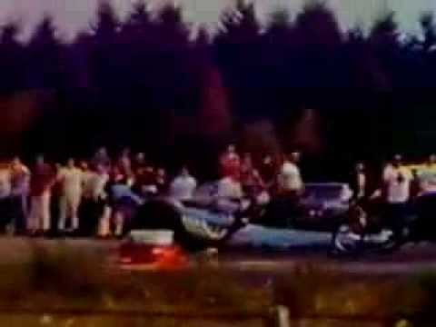 drag racing in Arlington Washington 1960s