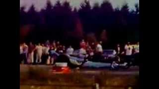 drag racing in Arlington Washington 1960s