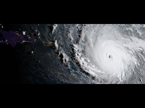 Amerika'da Kasırga Dönemi - Tarihin Beklenen En Büyük Kasırgası #irma