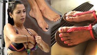 Alessia Macari Piedi Nudi Feet Barefoot