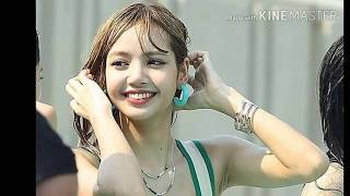 Download lagu BLACKPINK LISA IS SO HOT AND WET MP3