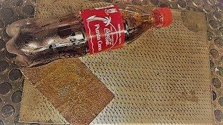 TUTORIAL Come rimuovere la ruggine con della Coca Cola