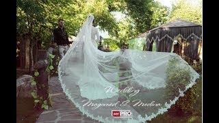Самый Шикарный ролик жениха и невесты в Youtube (Магомед и Медина)