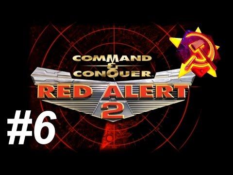 C&C Red Alert 2 - Soviet Campaign 6: Chrono Defense - The Toughest Mission
