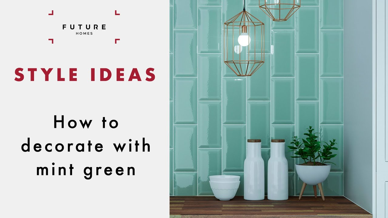 Mint Green Paint And Decorating Ideas Youtube