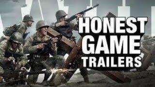 CALL OF DUTY: WW2 (Honest Game Trailers en Español)