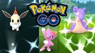 Diese Pokémon haben eine erhöhte Shiny-Chance | Pokémon GO Deutsch #1380