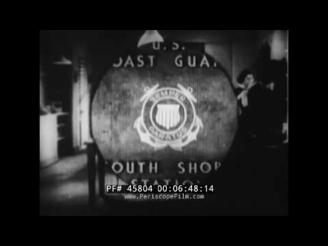 S.O.S. COAST GUARD 1937 REPUBLIC SERIAL CHAPTER 9  45804