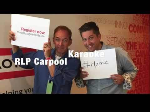Sarnia Real Estate RLP Car pool Karaoke
