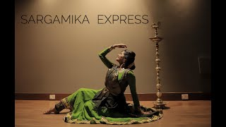 Sargamika Express | Darshana Muley | Kathak | Shankar Mahadevan | Sargam Express | Ampliify Times