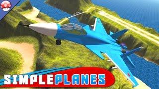 SimplePlanes PC Gameplay [60FPS/1080p]