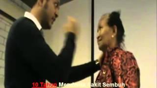 Profil Reza T Anggara  Mesmerism Indonesia