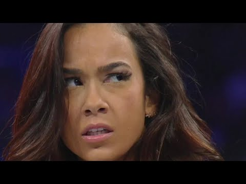 AJ Lee Betrays John Cena While Dressed In His Gear: WWE TLC 2012, Dec. 16, 2012