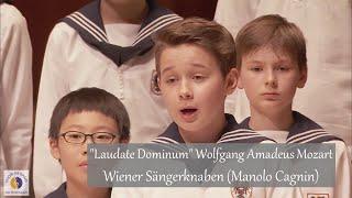 Wiener Sängerknaben Vienna Boys Choir Laudate Dominum W A Mozart 2015