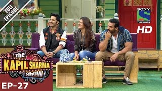 The Kapil Sharma Show - दी कपिल शर्मा शो–Ep-27-Team Dishoom in Kapil