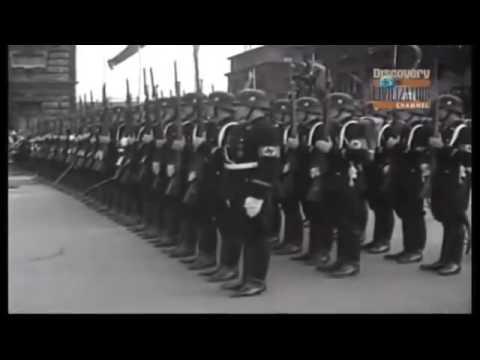 Segredos do Terceiro Reich A Raça Nórdica A ideologia do Sangue Dublado