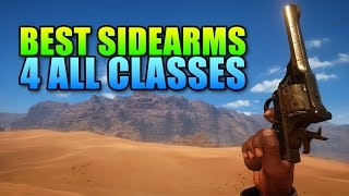 Battlefield 1 Best Sidearms For All Classes