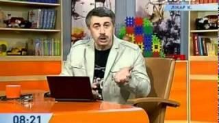 видео Аденоидит у детей: лечение по Комаровскому